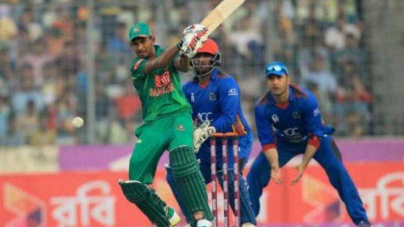 Bangladesh vs Afghanistan live