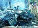জালালাবাদে স্ত্রীর দেয়া আগুনে পুড়ল স্বামীর ঘর