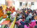 ফ্রান্সে বাংলাদেশ সার্বজনীন বৌদ্ধ বিহারে কঠিন চীবর দান সম্পন্ন