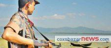 টেকনাফে রোহিঙ্গা বোঝাই ২২২টি নৌকা পুশব্যাক