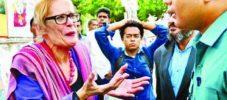 ঢাকা বিশ্ববিদ্যালয়ে রাষ্ট্রদূতের ব্যাগ চুরি