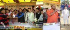 সায়মুন সংসদের গোল্ডকাপ মিনিবার ফুটবল ফাইনাল অনুষ্ঠিত