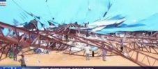 নাইজেরিয়ায় গির্জার ছাদ ধসে অন্তত ৬০ জন নিহত