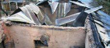 মহেশখালীতে দরজায় তালা দিয়ে পেট্রোলে ঢেলে বাড়ীতে আগুন