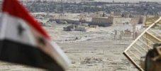 সিরিয়ার প্রাচীন নগরী পালমিরার আবার দখল করেছে আইএস