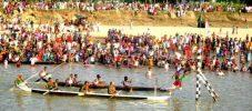 বৃহস্পতিবার রামু নৌকা বাইচ প্রতিযোগীতার ফাইনাল