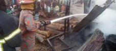কোটবাজারে ভয়াবহ অগ্নিকান্ড, পুড়ে মারা গেছে ১ নারী