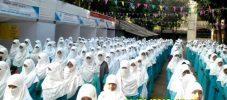 ইসলামিয়া মহিলা কামিল মাদরাসায় বার্ষিক প্রতিযোগিতা ও শিক্ষা মেলা শুরু