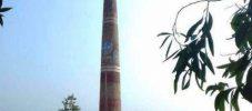 লোহাগাড়ার ইটভাটায় কয়লার পরিবর্তে ব্যবহার হচ্ছে কাঠ